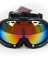 New style Wind Dust Protection Anti UV Colorful Lens Riding Goggles Skiing Goggles