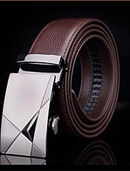 Men Waist Belt , Vintage/Party/Casual Alloy