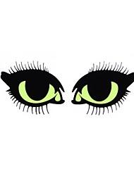 DIY серии мак рисунок кошачий глаз дизайн ПВХ стикер украшения для автомобиля и других