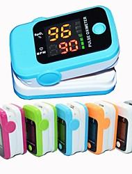 LED-Display-Handheld-Finger-Pulsoximeter SpO2 Herzfrequenz-Messgerät