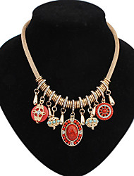 Colorful day  Women's European and American fashion necklace-0526020