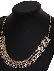 Women's Vintage Zinc Alloy Necklace