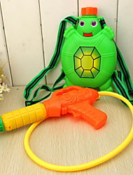 la piccola tartaruga tappo zaino pistola