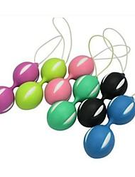 Ben Wa Ball Dumbbell Koro Ball Vaginal Tight Exercise Machine Vibrators Toys for Women(Random Color)