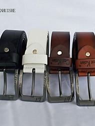 Men Buckle/Waist Belt , Work/Casual Leather