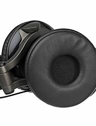 shure® srh550dj profissionais DJ headphones de qualidade com fio sobre a orelha para a mistura dj e escuta pessoal