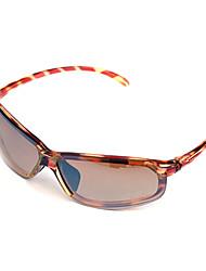 Gafas de Sol hombres / mujeres / Unisex's Clásico / Deportes / Moda Rectángulo Leopardo Gafas de Sol Completo llanta