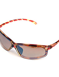 Sunglasses Men / Women / Unisex's Classic / Sports / Fashion Rectangle Leopard Sunglasses Full-Rim