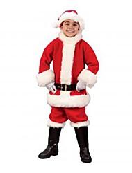 enfant costume de Père Noël enfants costume de Noël