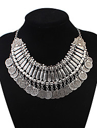 Colorful day  Women's European and American fashion necklace-0526151