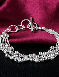 Cara fashion 925 silver jewelry trade selling exquisite Bracelet