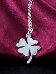 CICI Women's Fashion Temperament 925 Silver Necklace