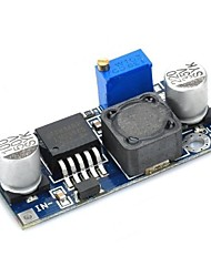 LM2596S 20083 Adjustable Power Supply Voltage Regulating / Reducing Module - Blue + Black