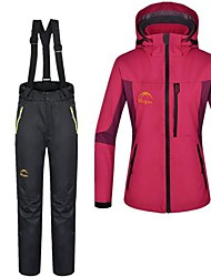 Outdoor Women's Pants/Trousers/Overtrousers / 3-in-1 Jackets / Woman's Jacket / Winter Jacket / Clothing Sets/SuitsSkiing / Camping /