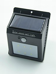 PIR Motion Solar Sensor Wall Lamp