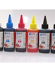 BLOOM®  Dye Ink Suitable For Canon CISS Refill Ink Cartridge 100ML (6Branch 1 lot)