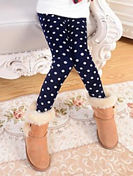 Girl's Cotton Leggings , Winter/Spring/Fall