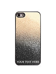 Personalized Phone Case - Drop of Water Design Metal Case for iPhone 5/5S