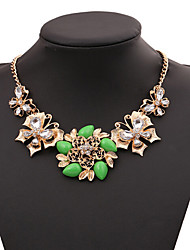 Colorful day  Women's European and American fashion necklace-0526145