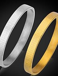 u7® bracelets de fleurs bracelet manchette en acier inoxydable 316L ne se fanent jamais