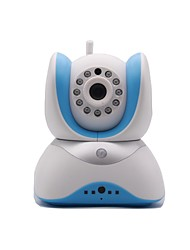 T902  720P 1.0MP HD Surveillance Wireless IP Surveillance Camera/Robot/ Wi-Fi /TF Slot/ 11-IR LED  P2P Connect