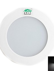 zweihnder проводки 5W 400lm 5500-6000k 14x5730 SMD светодиодов белого света потолочного освещения (DC 12V)