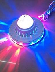geleid zonnebloem kristal magische lamp lamp full colour draaiende podium in het licht