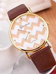 Wanbao Mode einfache Uhr der Frauen