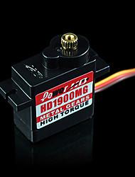 puissance hd-1900mg metal gear 9g servo