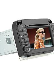 "android4.2 7 ""2DIN емкостной DVD-плеер автомобиля для класса Benz S (2000-2005) с RDS, Bluetooth, GPS, Wi-Fi, цифровое телевидение, CAN-BUS"