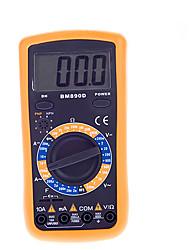 LCD digitale display bm890d multimeter multifunctionele elektrische instrument szbj