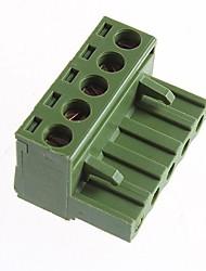 PBC подключаемые / клеммной колодки / терминалы 5p 5.08mm 300v10a - (5шт)