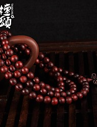 tanson®The old material Venus rosewood lobular high density along the grain agate bracelet for men and women section 108