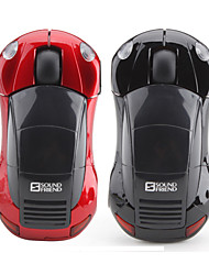 Supercar 2.4GHz Wireless Mouse Optical 800/1200dpi (2 x AAA batterie incluse)
