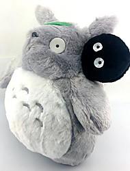 Tonari no Totoro cinza peludo boneca cosplay 26 centímetros de comprimento