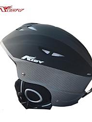 Aidu adultos esquí mano impresa orejera esponja deportes protectora helmetbjl-205a
