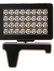 smp-led-32 digitale LED video luce ideale per il video