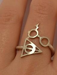 унисекс Гарри символ порт кольцо