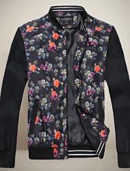 SMR мужские случайные теплый с длинным рукавом куртки