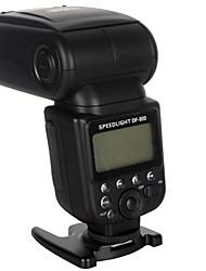 sidande df800c фотовспышка Speedlight / Speedlite для Canon DSLR камеры