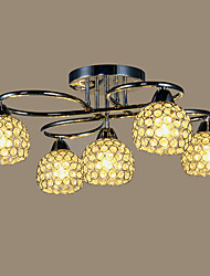 Ceiling Lamps , 5 Light , Simple Modern Artistic MS-86557