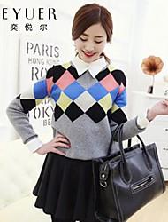eyuer®women kleding nieuwe winter trui
