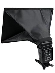 (20 x 30 cm) zusammenklappbaren Softbox Lichtformer für auf - Kamera
