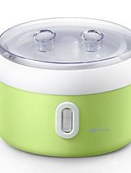 Worldapp 500-1000ML Automatic Multifunctional ABS Liner Yogurt Machine 220V