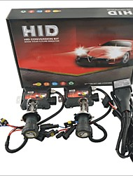 Carking ™ 12V 35W H4 H / L 8000K White Light Kit Xenon HID