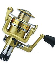 Fishing Reel Spinning Reels 10 Ball Bearings Right-handed / Exchangable / Left-handedSea Fishing / Spinning / Freshwater Fishing / Fly