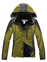 Flygaga Winter Men's Two Pieces Windproof Thermal Warm Ski Jacket
