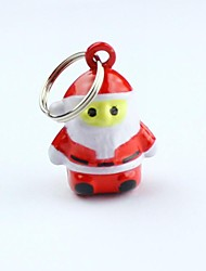 Dog tags Santa Claus Bells for Dogs Cats