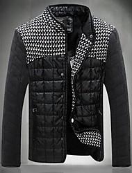 Men's Cotton Padded Jacket Coat To Keep Warm