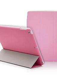 iPad 2 / iPad 3 / iPad 4 nouveauté compatible cuir PU Smart Case couvercle s avec étui mat